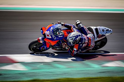 Les photos des tests MotoGP de Misano