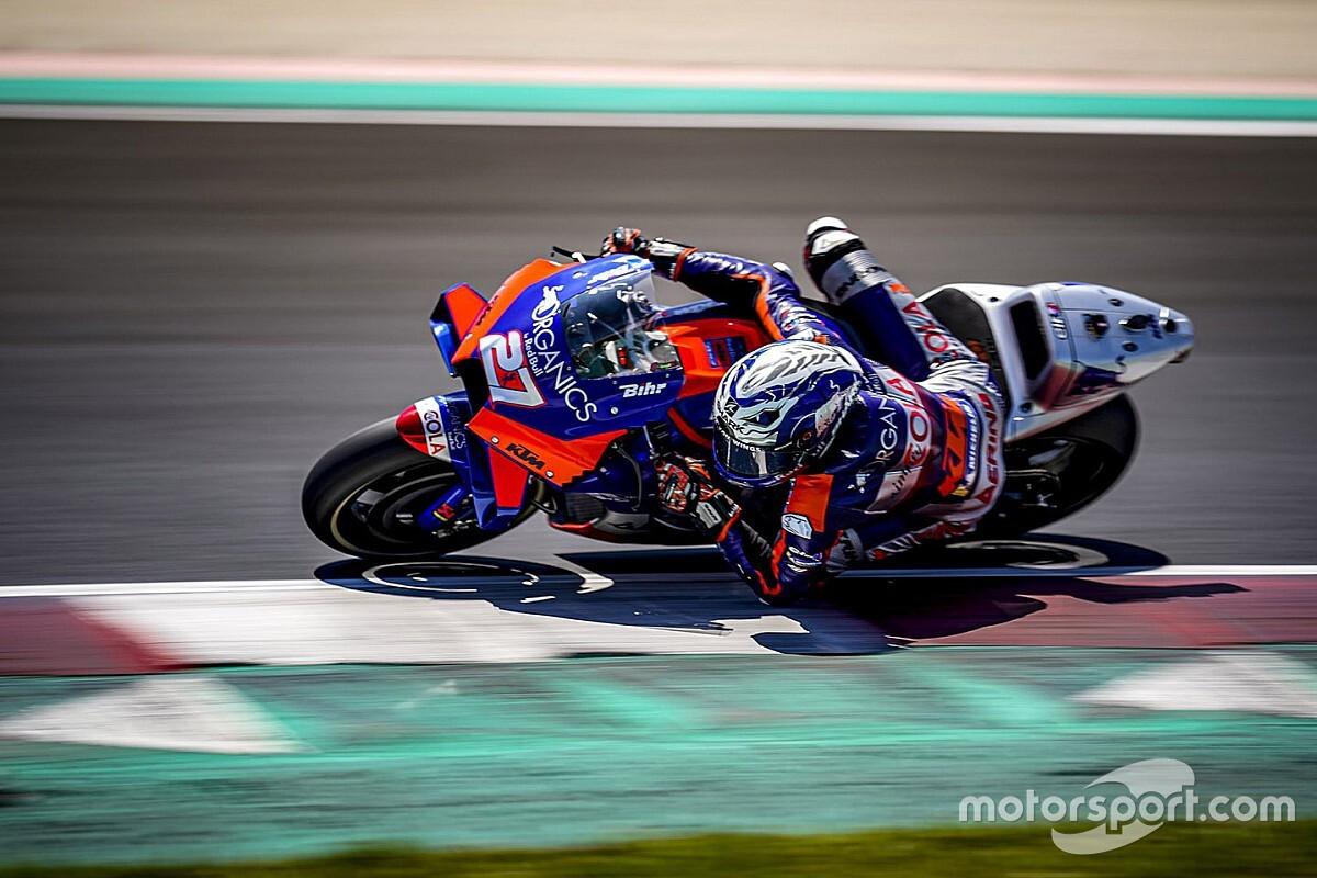 Les photos des tests MotoGP de Misano