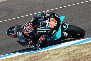 MotoGP, Jerez: pole di Quartararo, super Bagnaia quarto