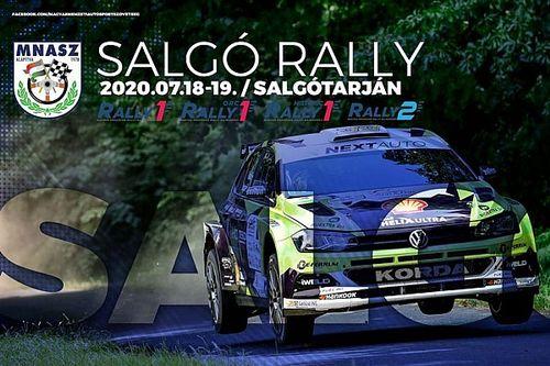 Csaknem 200 autó és nemzetközi mezőny az idénynyitón: Salgó-rali