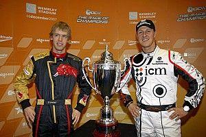 Schumacher avait réclamé l'arrivée de Vettel chez Ferrari