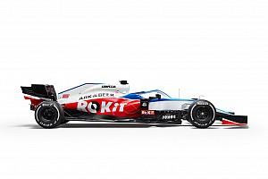 VIDEO: Eerste beelden van de nieuwe Williams FW43