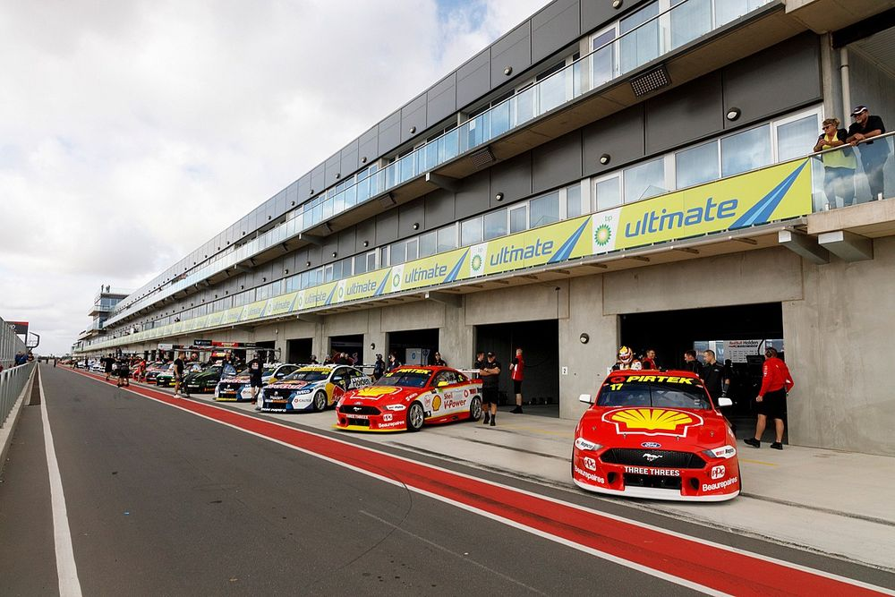 The Bend in box seat for Supercars reprieve