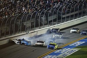 "Blaney on Newman wreck: ""I was trying to push him to the win"""
