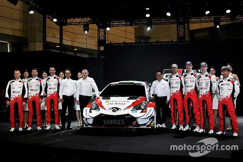 Toyota gotowa na sezon WRC 2020