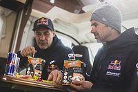 Mike Horn et Cyril Despres ont quitté l'aventure du Dakar
