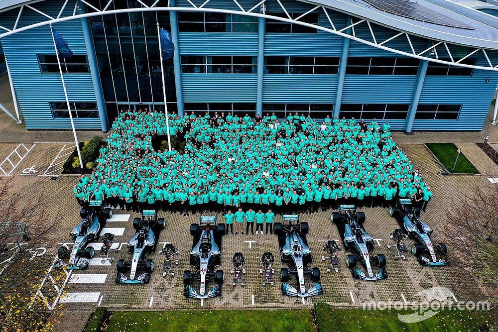 Mercedes bliski pozostania w Formule 1