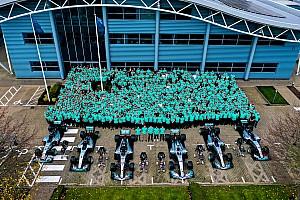 F1 2020 : Mercedes annonce sa date de présentation