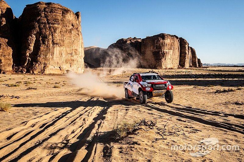 Alonso, Arabia Saudí y su último rally antes del Dakar