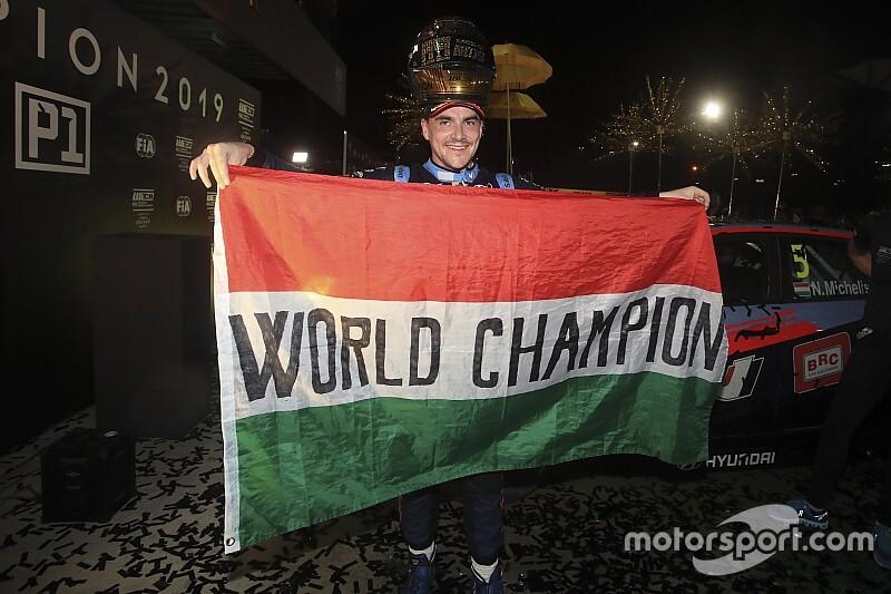 Michelisz az ösztöneire hallgatva nyerte meg a bajnokságot