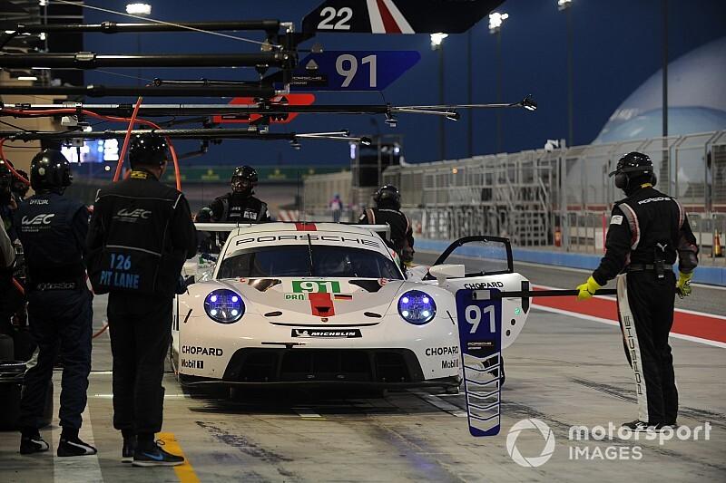 Skład Porsche na Le Mans