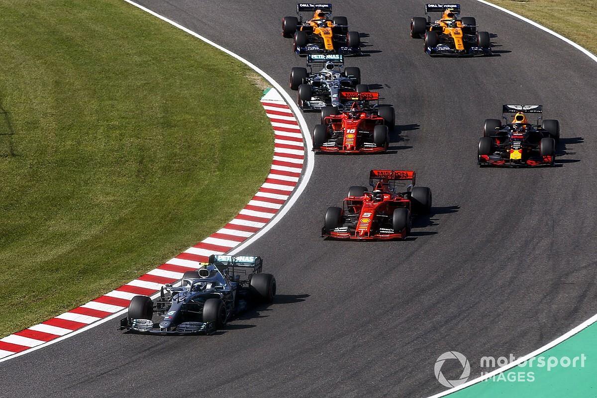 Red Bull en Mercedes pleiten voor uitstel van nieuwe F1-reglementen