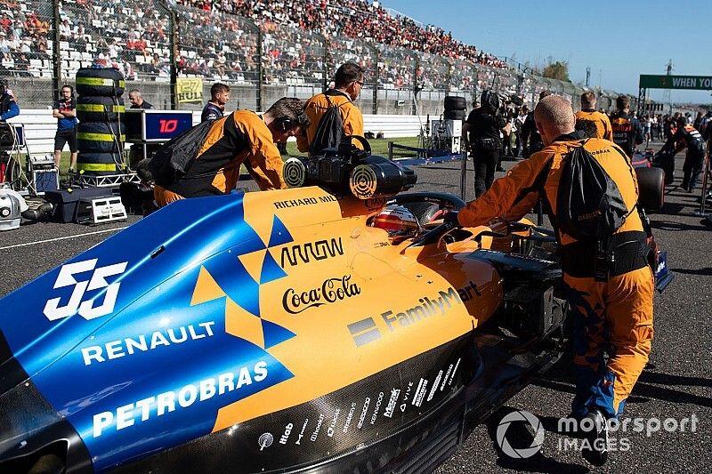 Petrobras, listo para terminar su acuerdo con McLaren