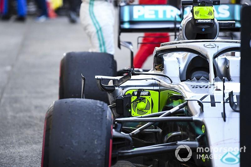 A Mercedes szerint nem a valós képet adta a Pirelli grafikája