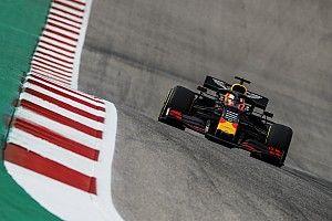 """Verstappen carga contra los baches de Austin: """"Parecen rampas"""""""