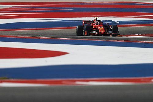 Leclerc zaskoczony słabszą formą