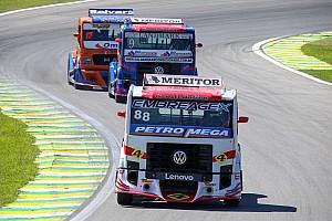 Faca nos dentes: Giaffone e rivais prometem ir para cima de Monteiro na grande final da Copa Truck