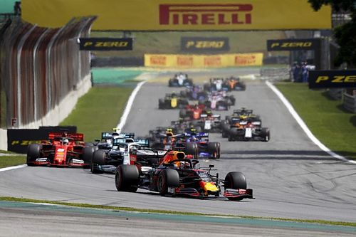 Brazilian GP: The race as it happened