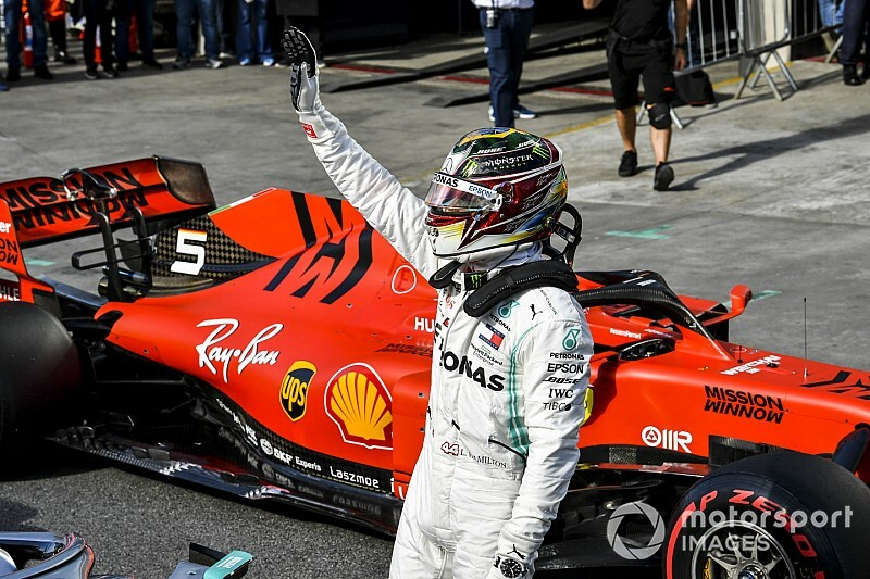 "Irvine: ""Hamilton, Senna ve Schumacher'den daha iyi"""