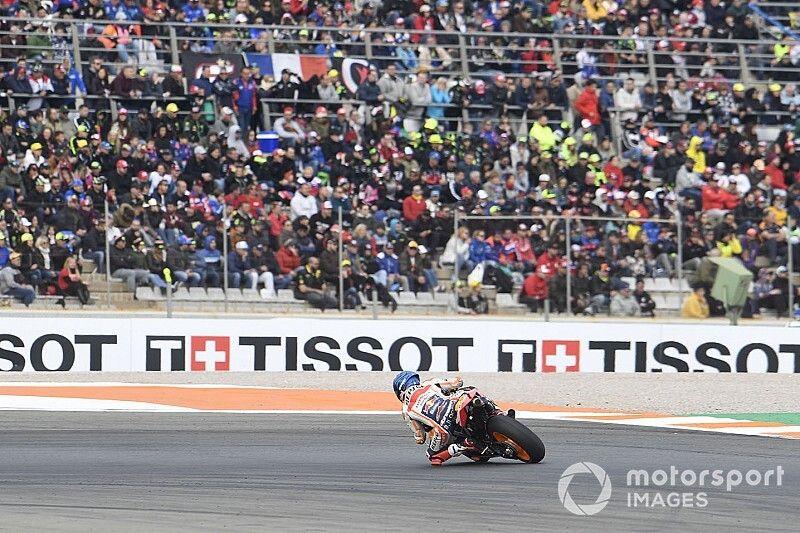 MotoGP não descarta realizar corridas com portões fechados