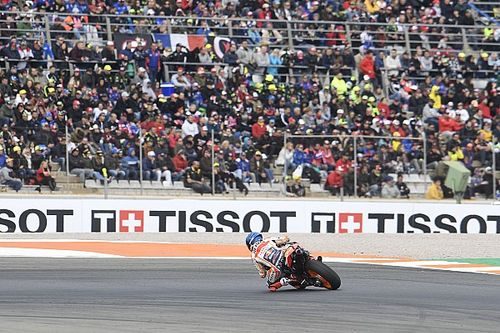 MotoGP not ruling out behind-closed doors races