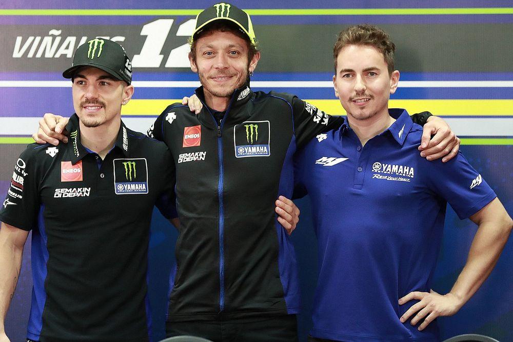 Lorenzo: Rossi még most is tudna nyerni a MotoGP-ben