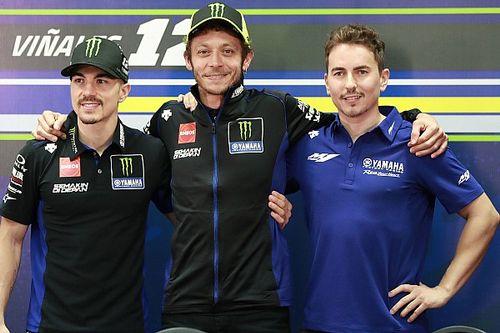 "Lorenzo ficou surpreso ao ver Yamaha mandando Rossi para Petronas: ""Nunca imaginava isso"""