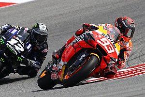 Marquez elérte fizikai teljesítőképességének a határát