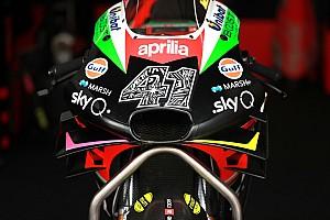 Directo: presentación Aprilia Racing Team Gresini 2020