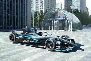 Formule E onthult nieuwe bolide voor volgend seizoen