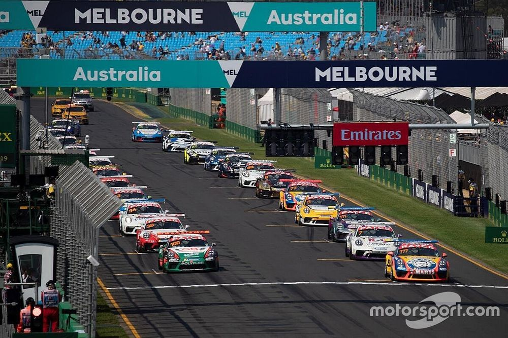 Porsche enduro added to Australian GP schedule