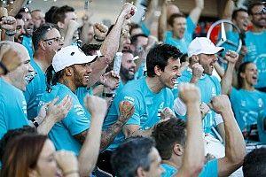 GALERÍA: las 102 victoria de Mercedes en F1
