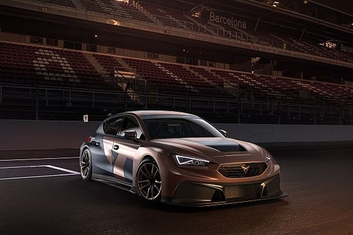 Zaprezentowano nowego Leona TCR