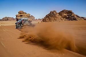 """Arriva il primo """"cacciato"""" dalla Dakar per irregolarità"""
