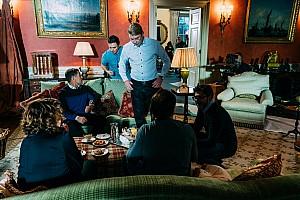 Сценарист фильма «Сенна» представляет новую картину «Герои» на «Моторспорт ТВ»