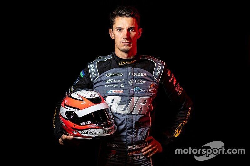 Percat extends Brad Jones Racing deal