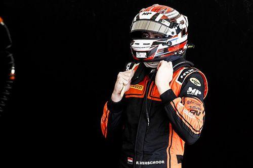 Officieel: Verschoor debuteert in Formule 2 met MP Motorsport