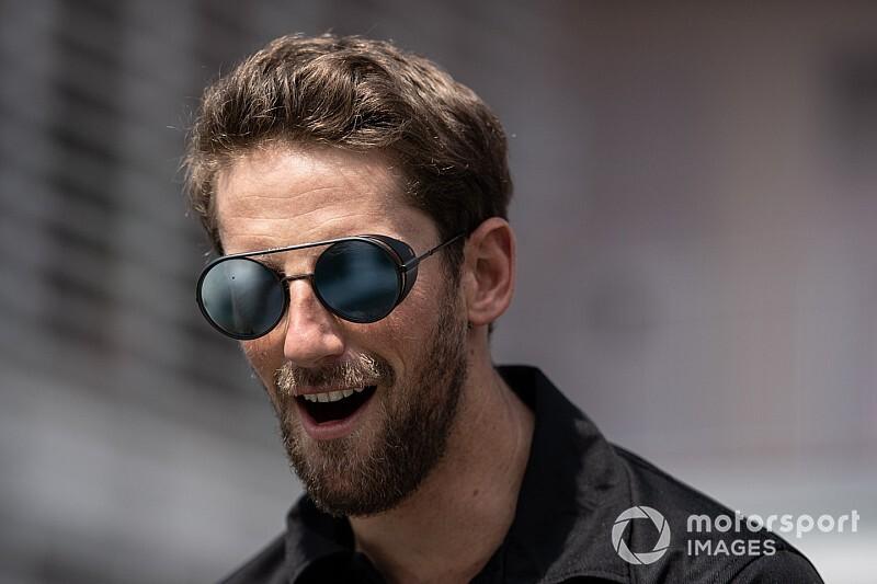 Grosjean, Kubica'nın gelişinden memnun olacak