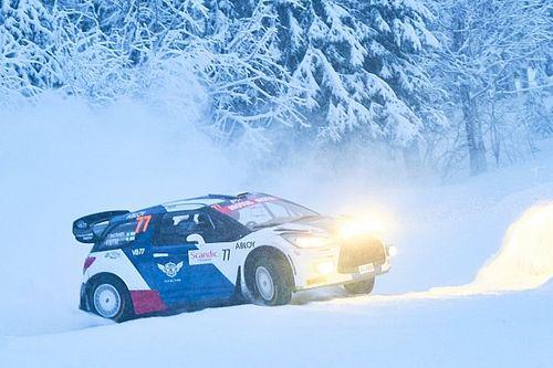 Bottas zgłosił DS3 WRC