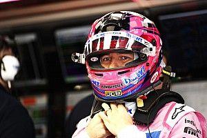 """Green: """"Perez, F1'de en hafife alınan sürücülerden bir tanesi"""""""