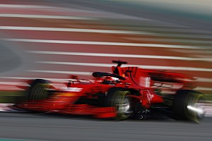 Report test F1: Ferrari evanescente, Mercedes teme se stessa