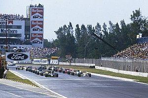 GALERÍA: el GP de México de 1986