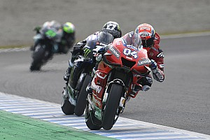 Dovizioso concerned by Ducati performance at peak grip