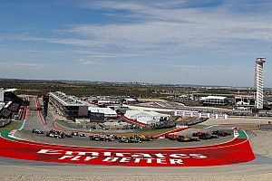 "Carey says F1 sponsors interest on a ""steady rise"""