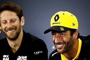 Ricciardo optimista a Renault 2020-as évét illetően