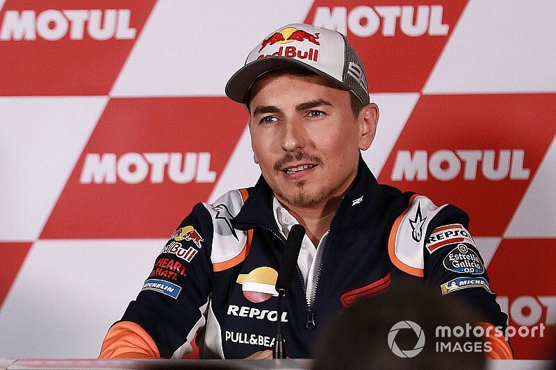 "Lorenzo sorry to have ""disappointed"" Honda and Puig"