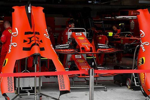 Ferrari nie ma nowego silnika