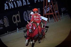 El homenaje especial de la hija de Schumacher a su padre