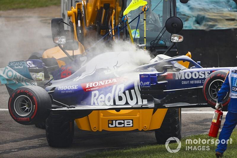Technische problemen Toro Rosso geen invloed op motorwissels