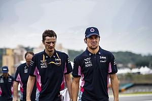 Stroll egy nagy hajrával elvenné a Renault 5. helyét a bajnokságban